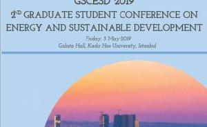 Yüksek lisans öğrencileri enerjiyi ve sürdürülebilirliği tartışacak