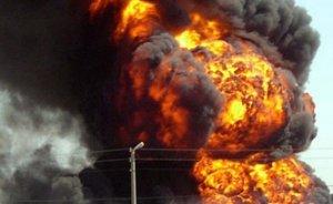 Meksika`da petrol tankeri patladı: 9 ölü