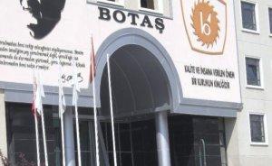 BOTAŞ MB'dan 774 milyon dolar döviz aldı