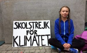 Avrupa'da iklim için okul grevleri artıyor