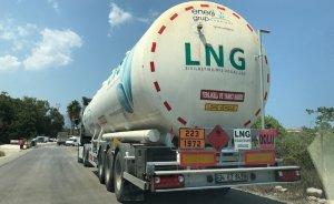 Afyonkarahisar'da LNG depolama ve satış tesisi kurulacak