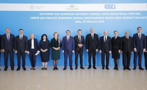 Aliyev: TANAP'tan 1 milyar m3 doğalgaz sevkedildi