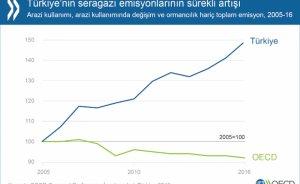 OECD: Türkiye'nin emisyonları kısmak için yenilenebilire yatırımı artırmalı