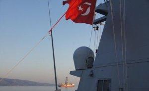 Türkiye'nin 2. sondaj gemisi Türkiye sularına ulaştı