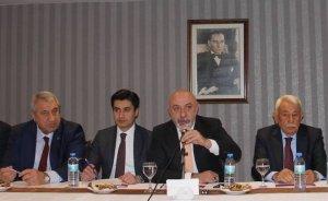 PÜİS Başkanlar Kurulu Toplantısı yapıldı