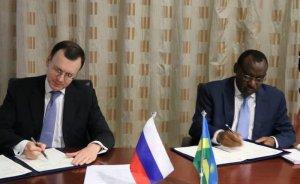 Rusya ve Ruanda nükleer enerjide işbirliği yapacak