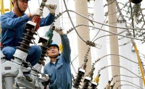 Çin'de elektrik üretimi % 2,9 arttı