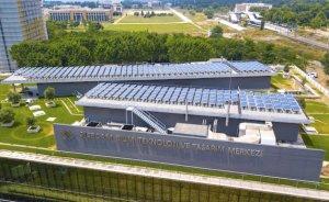 Şişecam Kocaeli'deki merkezinin çatısına güneş santrali kurdu