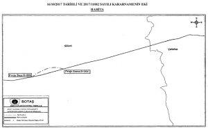 Kuzey Marmara Otoyolu Deplase Hattı'nda acele kamulaştırma