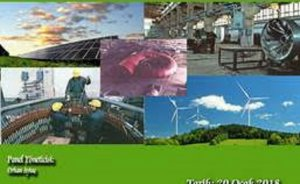 'Enerji Ekipmanlarının Yerli İmalatı' paneli düzenlenecek