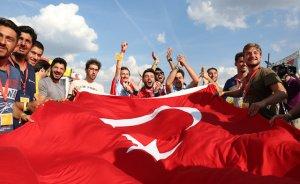 Avrupa'nın en verimli hidrojenli aracı Türkiye'den
