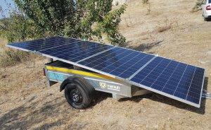 SUOZ güneş enerjisini seyyar GES'le kırsala yayacak