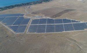 Omicron AŞ'nin Van'daki iki santrali elektrik üretmeye başladı