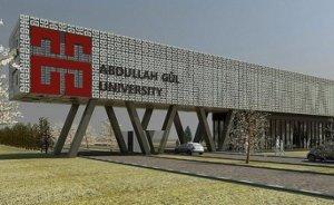 Abdullah Gül Üniversitesi şebeke uzmanı doçent alacak