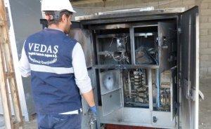 Van'da havalar soğudu kaçak elektrik kullanımı arttı