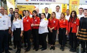 Çalışma Bakanı'ndan Shell&Turcas'a ödül
