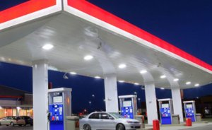 Gaziantep'te benzinlik satışı