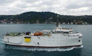 MTA Oruç Reis gemisi için koruma hizmeti alacak