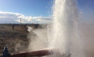 Iğdır'da jeotermal kaynak arama ruhsatı verilecek