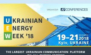 Ukrayna Enerji Haftası 19-21 Kasım'da