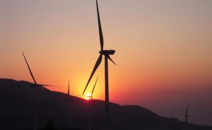 Kocatepe Rüzgar Santrali şebekeye bağlanıyor