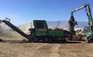 Antalya Kumluca'da sera atıkları enerjiye dönüştürülecek