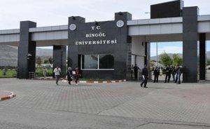 Bingöl Üniversitesi'ne Enerji ve Çevre Araştırma Merkezi