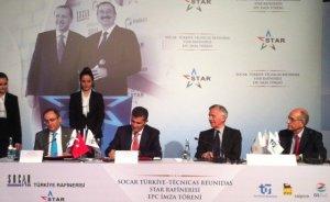 Petkim Star Rafinerisi için 3.5 milyar dolarlık anlaşma