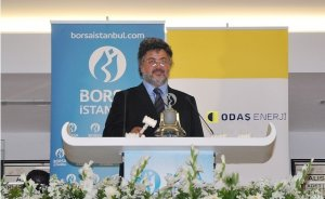 Borsa İstanbul`da gong, Odaş için çaldı