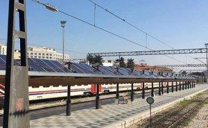 İzmir Basmane Garı elektriğini güneşten karşılayacak