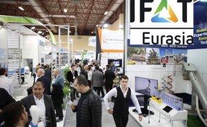 Çevre kirliliğine IFAT Eurasia'da çözüm aranacak