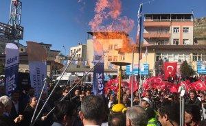 Diyarbakır'da Ergani ve Çermik ilçeleri doğalgaza kavuştu