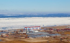 Gazprom Kharasaveyskoye gaz sahası inşaatına başladı