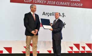 CDP Türkiye İklim Liderliği Ödülü Arçelik'e verildi