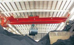 TKİ tavan vinci ve iş makineleri için turbo alımı yapacak