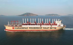 Kamboçya'yı Karpowership gemisi aydınlatacak