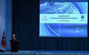 Turhan: Avrasya Tüneli yılda 30 bin ton yakıt tasarrufu sağladı