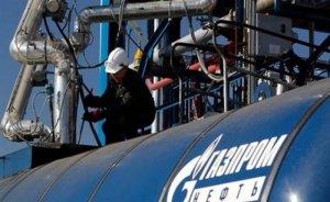 Gazprom'un doğalgaz ihracatı yüzde 9 azaldı