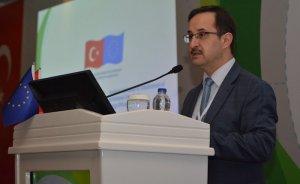 Can: Enerji verimliliğinde Türkiye AB'nin parçası sayılmalı