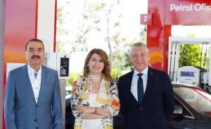 PO'nun yeni istasyonu Denizli'de açıldı