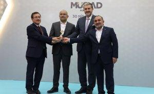 Mimsan'ın biyokütle santraline inovasyon ödülü
