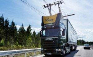 Almanya'nın ilk elektrikli otobanı hizmete açıldı