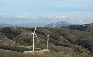 Derbent Enerji Üçpınar RES'in 15 türbini için geçici kabul aldı