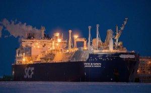 Sovcomflot iki LNG gemisi için 297 milyon dolar kredi alacak