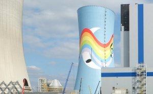 Polonya'nın 900 MW'lık termik birimi şebekeye bağlandı