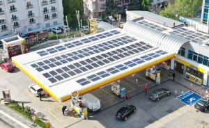 Shell'den güneşle beslenen ilk istasyon