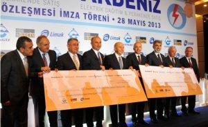 Cengiz-Kolin-Limak, Boğaziçi ve Akdeniz EDAŞ`ı devraldı