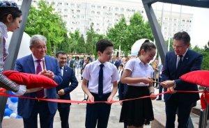 Özbekistan'da Atom Teknolojileri Bilgi Merkezi açıldı