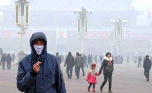 Çin'de hava kirliliği arttı