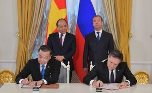 Rusya'dan Vietnam'a Nükleer Bilim ve Teknoloji Merkezi